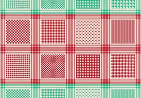 Klassisches Keffiyeh-Muster