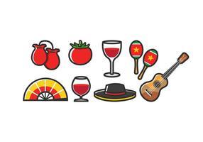 Kostenlose Spanien Icons