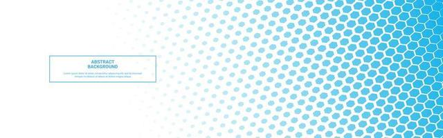 geometrische Textur des Halbtonblau-Gradienten