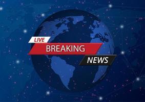 Live-Nachrichten über Welt- und Weltraum-Bildschirmschoner