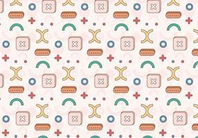 Geometrische Muster Illustration