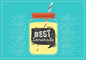 Freie vektor limonade