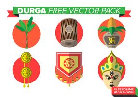 Durga kostenlos vector pack