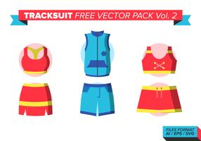 Tracksuit Gratis Vector Pack Vol. 2