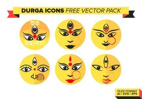 Durga fri vektor pack