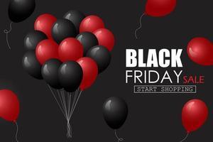 schwarzer Freitag Verkauf