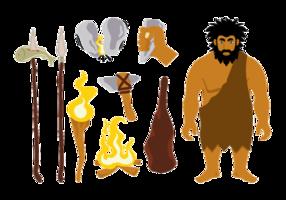 Ice Age Vector Ikoner