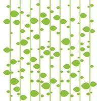 grüner Blätterhintergrund vektor