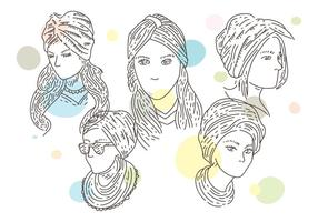 Turban Vektor Illustration