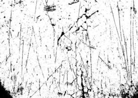 Grunge rissige Textur Hintergrund vektor