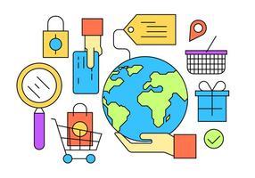 Kostenlose Shopping Icons