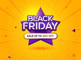 svart fredag försäljning med modern bakgrund