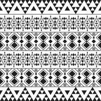 boho, geometrisk mönsteruppsättning vektor