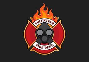 Malteserkreuz Logo Illustration vektor