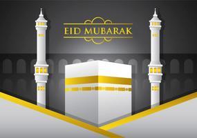 Eid Mubarak Vektor