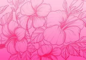 dekorative rosa Farbkarte des Farbverlaufs vektor