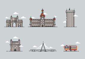 Kostenlose Mumbai Vektor