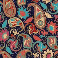 indiskt sömlöst mönster