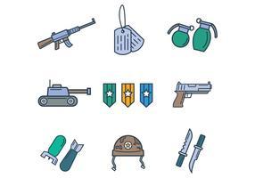 Fri armévektor