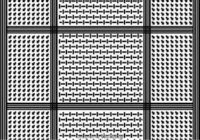 Keffiyeh Muster Hintergrund