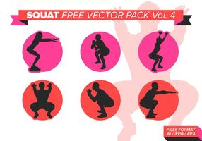 Squat free vector pack vol. 4