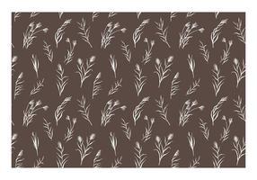 Reeds Vektor Muster Vektor