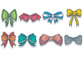 Kostenlose Papillon Icons Vektor