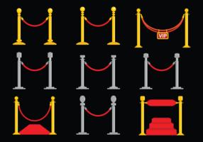 Samt Seil Vektor