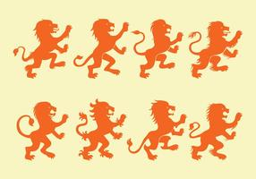 Lion Rampant Ikoner