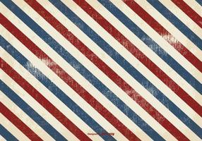 Vektor USA Grunge Stripes Bakgrund