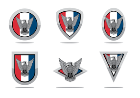 Free Eagle Scout Vektor