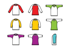 Raglan-T-Shirt der Männer