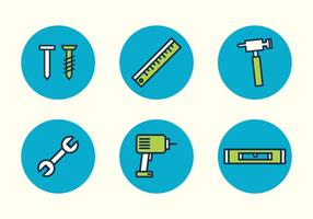 Vektor ikonverktyg