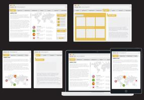 Minimalistisches Adaptives Web