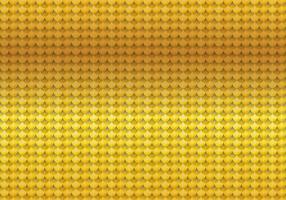 Sequin guld sömlöst mönster