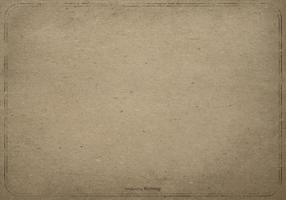 Alte dunkle Papier Textur vektor