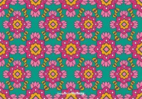 Indische Muster Vektor