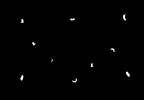 Condor silhuetter vektor