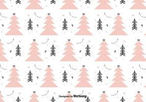 Vinter Bakgrund Vector