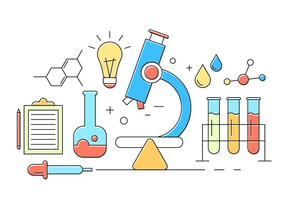 Kostenlose Chemie Icons