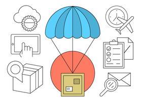 Gratis Postal Vector Elements