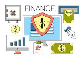 Kostenlose Finanzen Icons