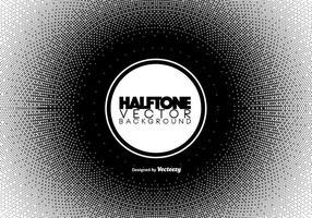 Vector Halftone Zusammenfassung Hintergrund