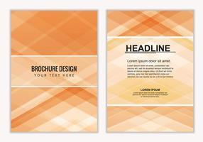 Gratis Vector Business Broschyr