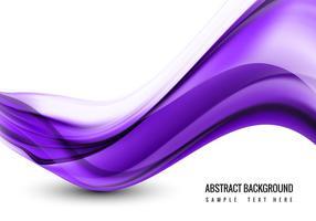 Free Vector Wave Hintergrund