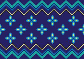 Traditionelle Songket vektor