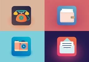 Web-Vektor-Icons