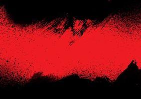 Grunge Splatter Hintergrund vektor