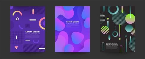 abstraktes Hintergrunddesign-Layout