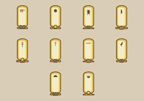 Cartouche ikon